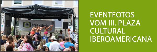 Grafik zu Eventfotos vom III. Plaza Cultural Iberoamericana 2014