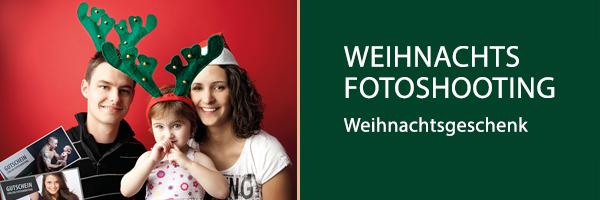 Grafik zu Weihnachten Fotoshooting