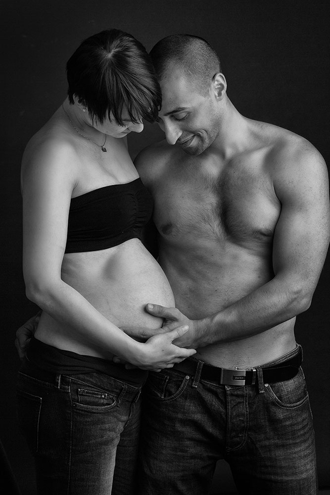 Babybauch Fotoshooting Hannover